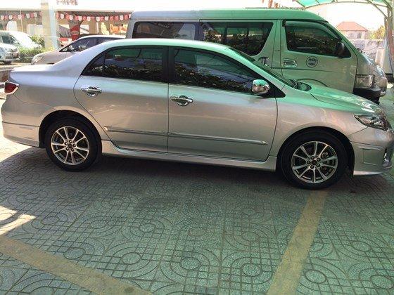 Cần bán gấp Toyota Corolla altis đời 2012, xe nhập giá tốt-0