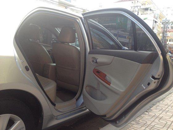Xe Toyota Corolla Altis đời 2009, nhập khẩu nguyên chiếc, xe gia đình cần bán-3
