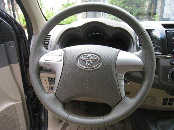 Xe Toyota Fortuner năm 2014, xe nhập, còn mới-14