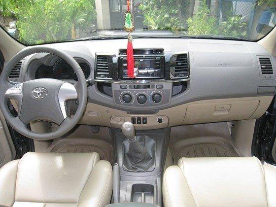 Xe Toyota Fortuner năm 2014, xe nhập, còn mới-9