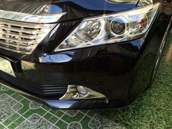 Chính chủ cần bán xe Toyota Camry 2013, biển số 51A-91363, màu đen, xe gia đình sử dụng kỹ-8