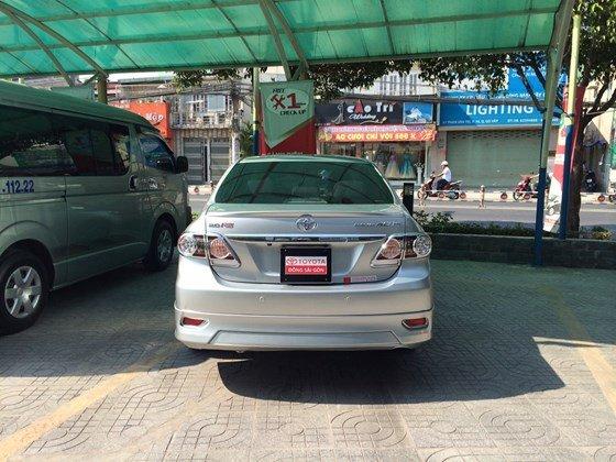 Cần bán gấp Toyota Corolla altis đời 2012, xe nhập giá tốt-1