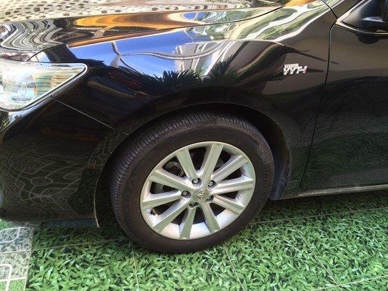 Chính chủ cần bán xe Toyota Camry 2013, biển số 51A-91363, màu đen, xe gia đình sử dụng kỹ-0