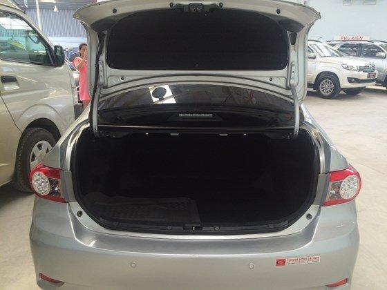 Toyota Corolla altis 1.8MT năm 2013, màu bạc, bảo hành chính hãng-5