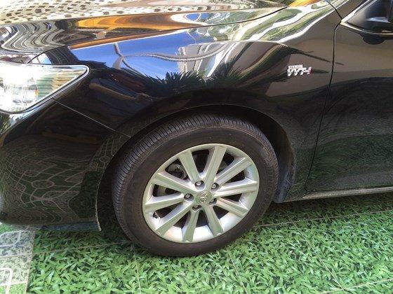 Chính chủ cần bán xe Toyota Camry 2013, biển số 51A-91363, màu đen, xe gia đình sử dụng kỹ-7