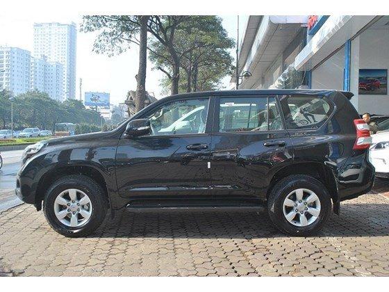 Xe Toyota Land Cruiser đời 2015, màu đen, nhập khẩu chính hãng, chính chủ cần bán-7