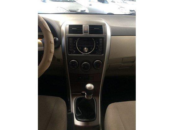 Toyota Corolla altis 1.8MT năm 2013, màu bạc, bảo hành chính hãng-4