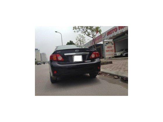 Bán Toyota Corolla Altis màu đen, số sàn, đi 5,8 vạn km, sản xuất 2009-5