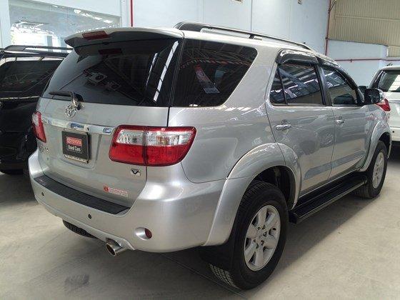Bán xe Toyota Fortuner 2012, xe nhập giá tốt-1