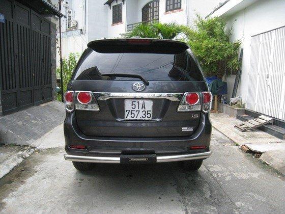 Xe Toyota Fortuner năm 2014, xe nhập, còn mới-1