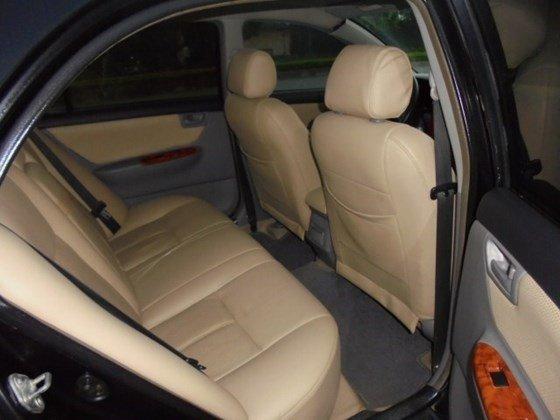 Gia đình cần bán xe Corolla Altis 1.8 số tay 2003 chính chủ mầu đen-3