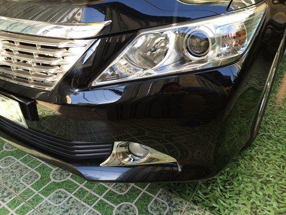 Chính chủ cần bán xe Toyota Camry 2013, biển số 51A-91363, màu đen, xe gia đình sử dụng kỹ-6