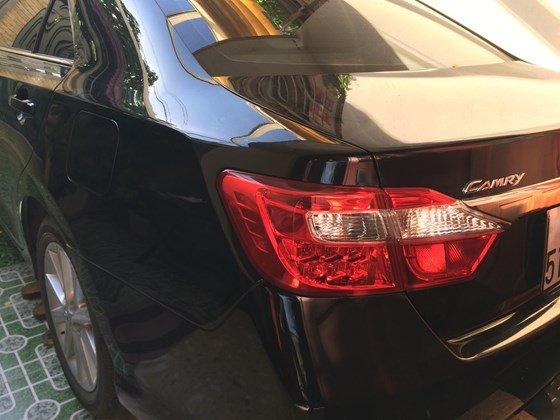 Chính chủ cần bán xe Toyota Camry 2013, biển số 51A-91363, màu đen, xe gia đình sử dụng kỹ-5
