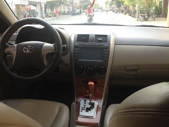 Xe Toyota Corolla Altis đời 2009, nhập khẩu nguyên chiếc, xe gia đình cần bán-1
