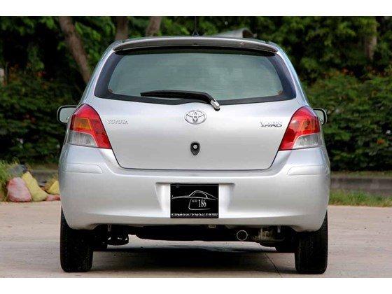 Chính chủ bán xe Toyota Yaris đời 2009, nhập khẩu nguyên chiếc-1
