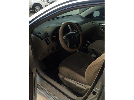 Toyota Corolla altis 1.8MT năm 2013, màu bạc, bảo hành chính hãng-1