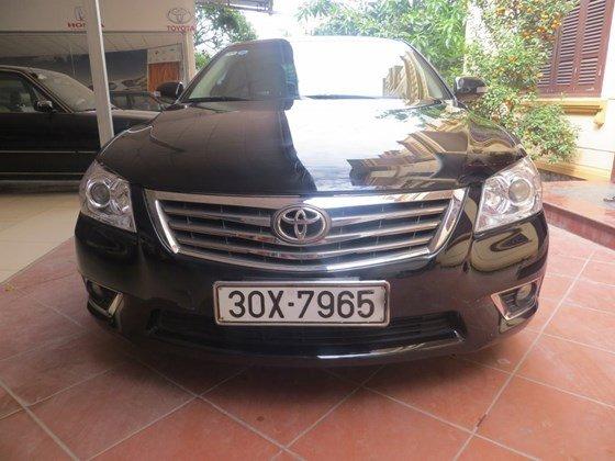Chính chủ bán xe Toyota Camry 2.0E, nhập khẩu, sản xuất 2009, đăng ký 2010-8