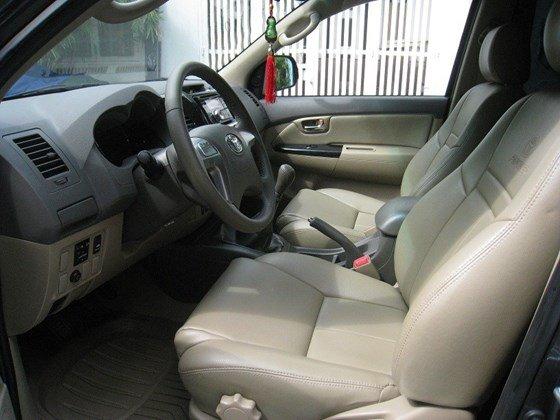 Xe Toyota Fortuner năm 2014, xe nhập, còn mới-8