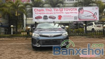 Toyota Camry 2.0E hộp số tự động 6 cấp cần bán-5
