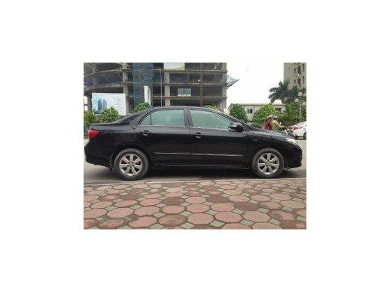 Bán Toyota Corolla Altis màu đen, số sàn, đi 5,8 vạn km, sản xuất 2009-2