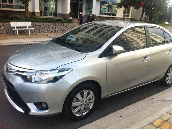 Gia đình cần bán Toyota Vios E, màu bạc số sàn, đăng ký lần đầu tháng 8/2014-5