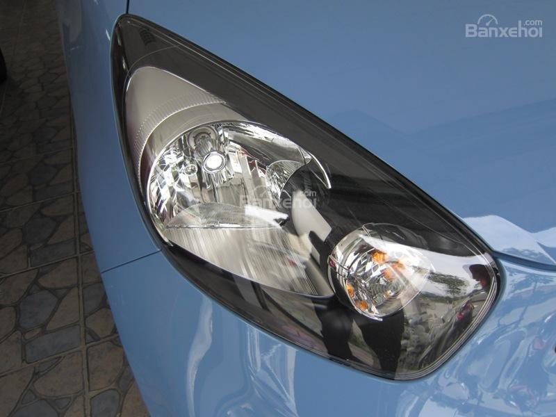 Cần bán xe Kia Morning Van đời 2014, màu xanh, nhập khẩu nguyên chiếc, số tự động-1
