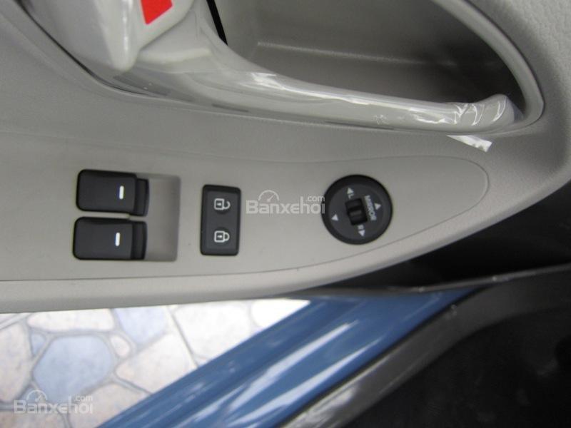 Cần bán xe Kia Morning Van đời 2014, màu xanh, nhập khẩu nguyên chiếc, số tự động-7
