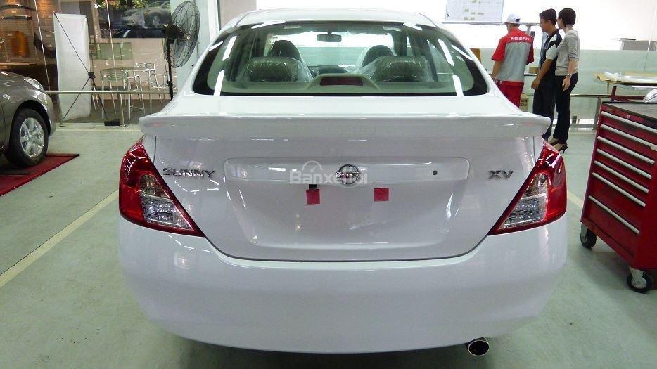 Bán Nissan Sunny đời 2016, xe Nhật Bản, màu trắng, giá 495tr, có khuyến mãi-1