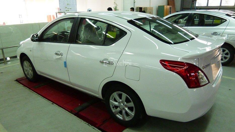 Bán Nissan Sunny đời 2016, xe Nhật Bản, màu trắng, giá 495tr, có khuyến mãi-2