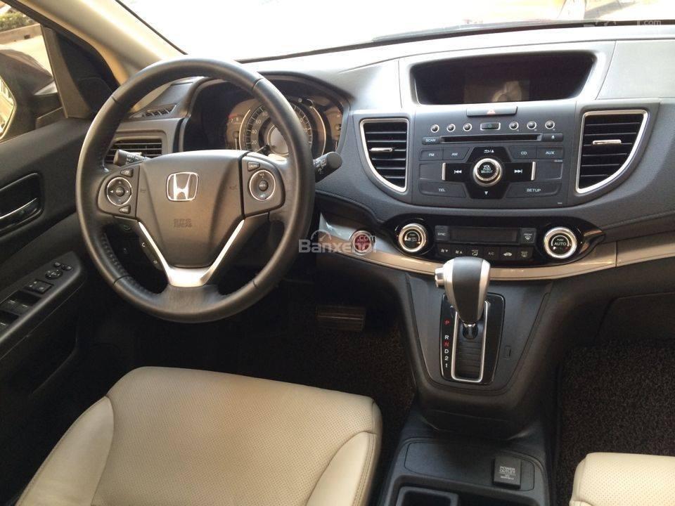 Bán xe Honda 2.0AT đời 2015 còn như mới-7