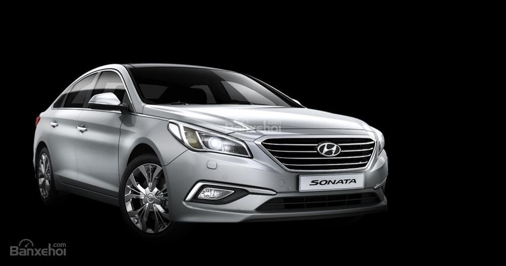 Bán xe Hyundai Sonata 2015 -0