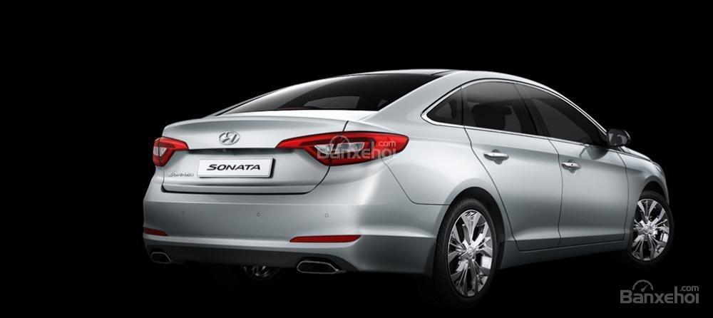 Bán xe Hyundai Sonata 2015 -1