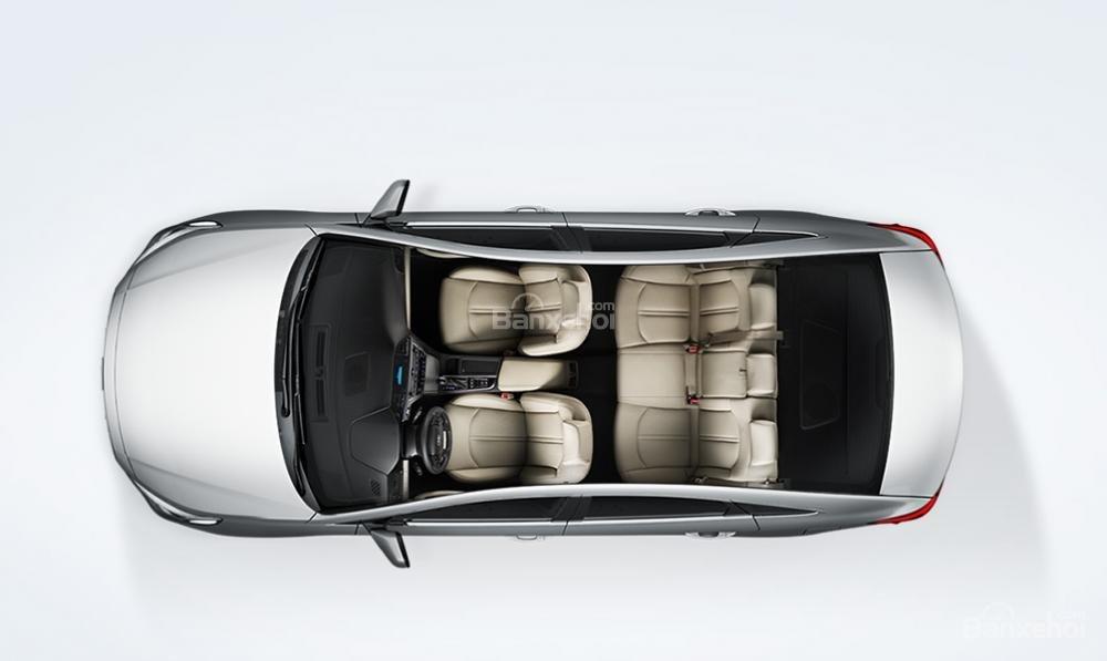 Bán xe Hyundai Sonata 2015 -4
