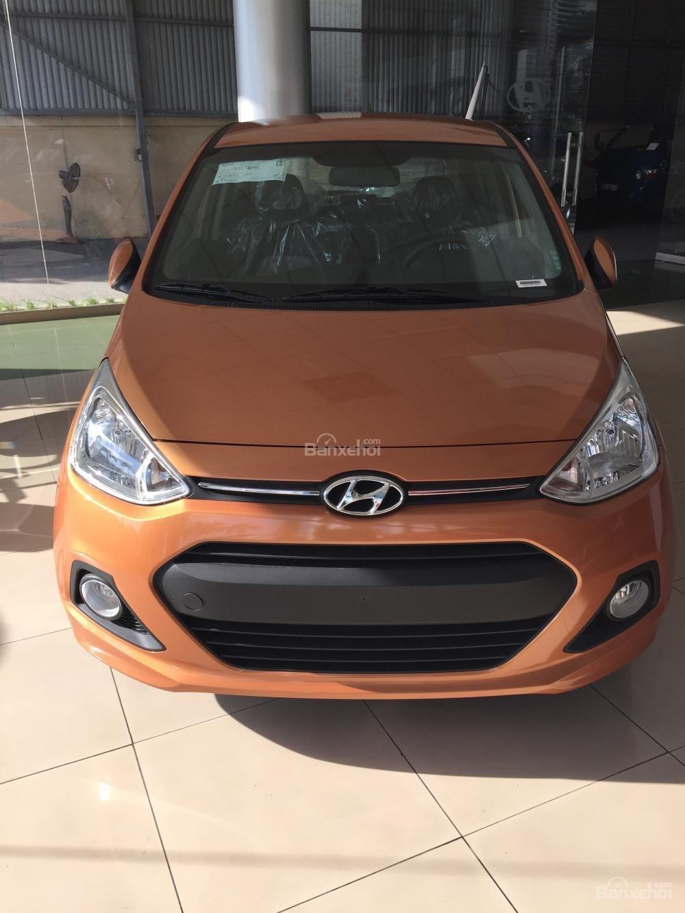 Tin hot! Bán xe Hyundai Grand i10 mới nhất, giá rẻ, khuyến mại hấp dẫn, mua trả góp-0