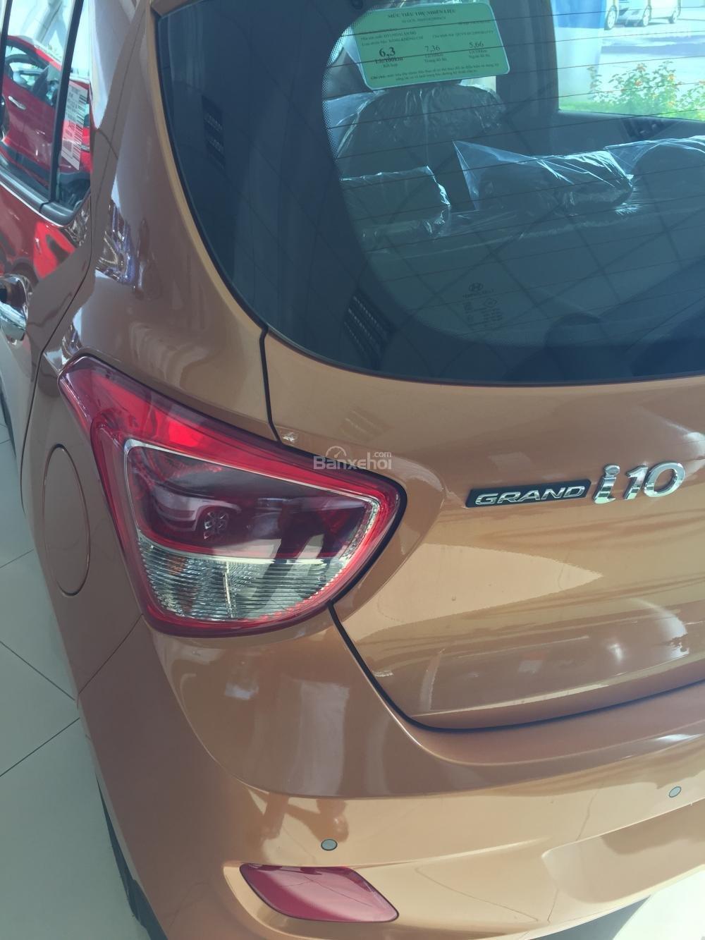 Tin hot! Bán xe Hyundai Grand i10 mới nhất, giá rẻ, khuyến mại hấp dẫn, mua trả góp-4