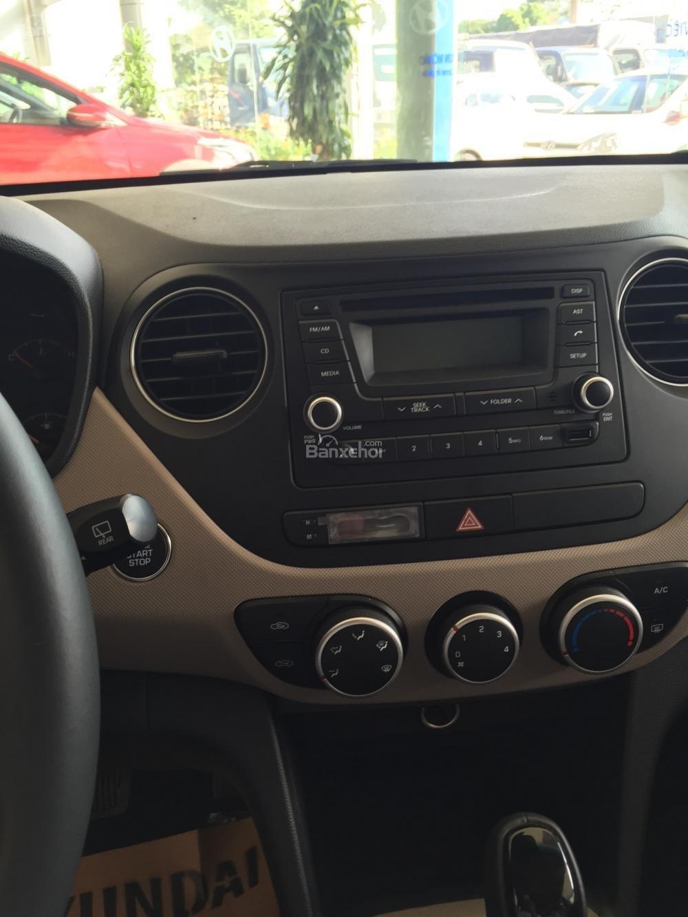 Tin hot! Bán xe Hyundai Grand i10 mới nhất, giá rẻ, khuyến mại hấp dẫn, mua trả góp-7