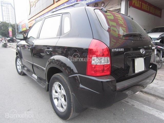 Bán Hyundai Tucson đời 2010, màu đen, nhập khẩu chính hãng-4