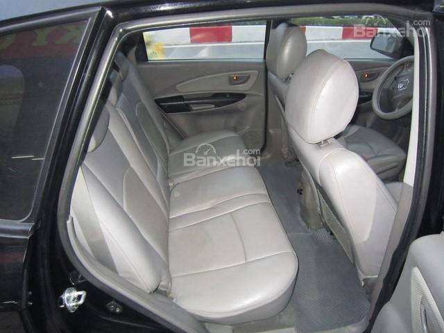 Bán Hyundai Tucson đời 2010, màu đen, nhập khẩu chính hãng-9