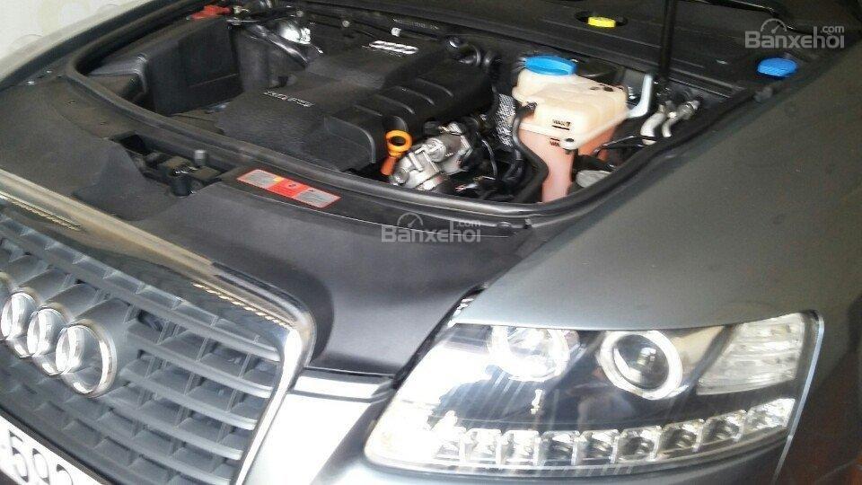 Bán ô tô Audi A6 đời 2009, màu xám, xe nhập-1