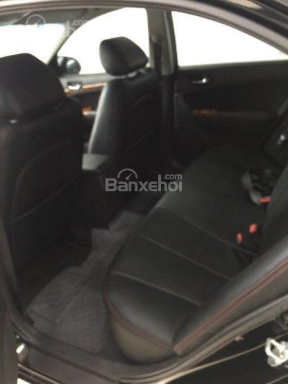 Cần bán Hyundai Sonata đời 2009, màu đen, nhập khẩu-4