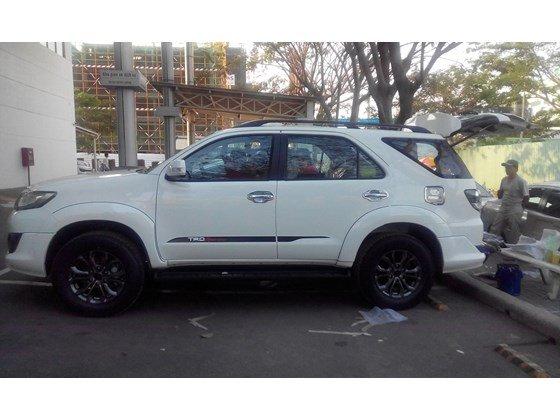 Xe Toyota Fortuner - giao ngay- giá đặc biệt cần bán-5