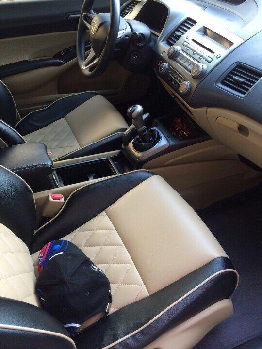 Cần bán xe Honda Civic sản xuất 2010, nhập khẩu, giá 500tr-3