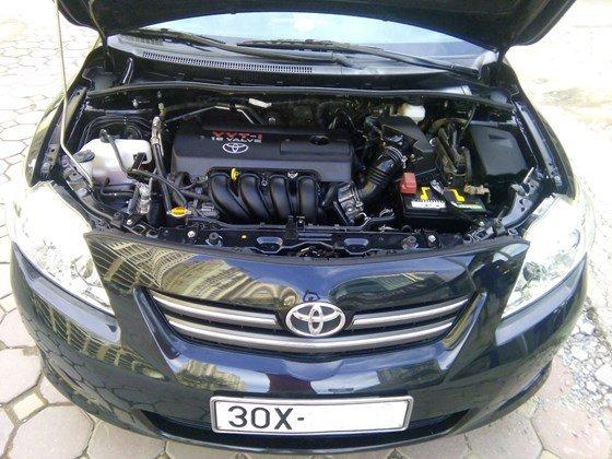 Auto Minh Hoàng bán xe Altis sản xuất và đăng ký cuối năm 2010, nguyên biển 30X-4