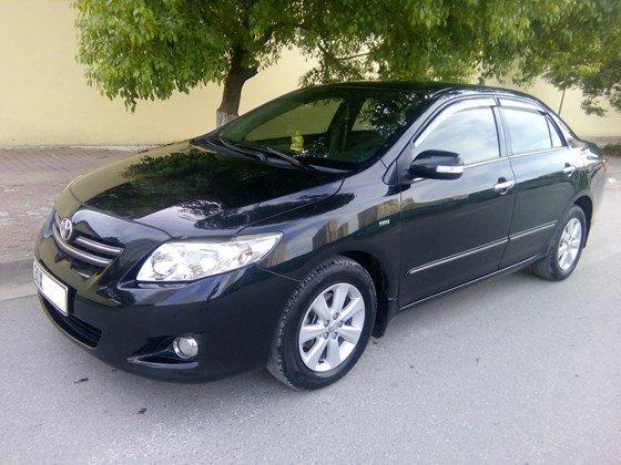 Auto Minh Hoàng bán xe Altis sản xuất và đăng ký cuối năm 2010, nguyên biển 30X-3