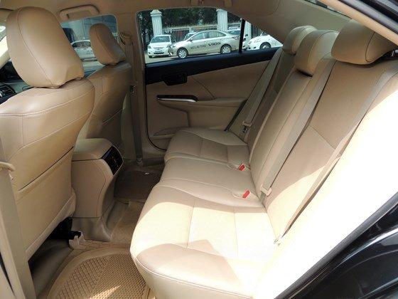 Toyota Mỹ Đình - CN Cầu Diễn bán Toyota Camry 2.0 E 2013 màu đen-4