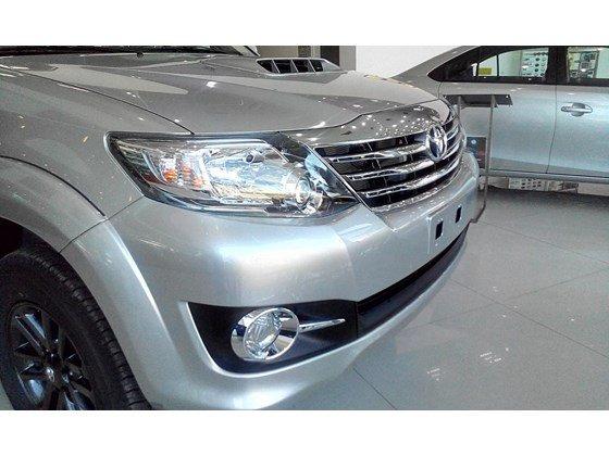 Xe Toyota Fortuner - giao ngay- giá đặc biệt cần bán-3