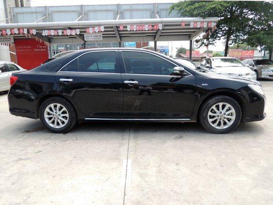 Toyota Mỹ Đình - CN Cầu Diễn bán Toyota Camry 2.0 E 2013 màu đen-0