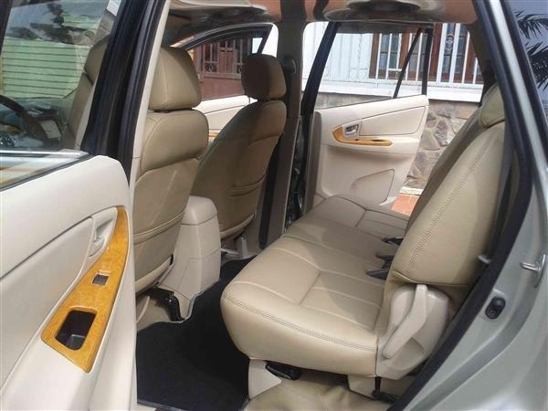 Cần bán Toyota Innova J - cũ trong nước sản xuất 2008, màu xám bạc giá tốt-4