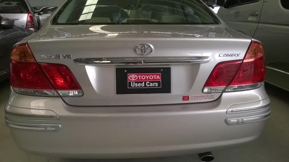 Bán ô tô Toyota Camry đời 2005 giá 580 tr-4