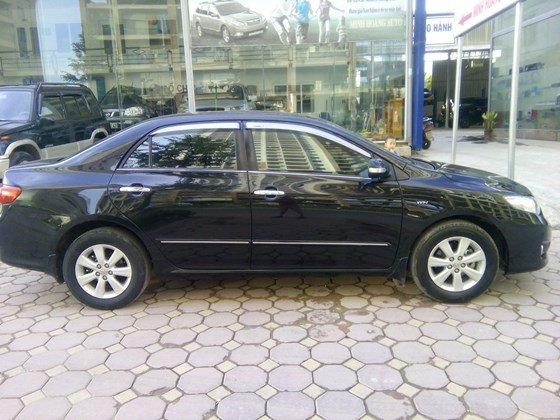 Auto Minh Hoàng bán xe Altis sản xuất và đăng ký cuối năm 2010, nguyên biển 30X-0